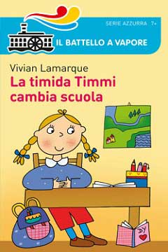 """Recensione Libro """"La timida Timmi cambia scuola"""""""