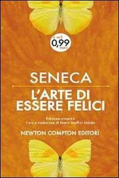 """Recensione Libro """"De vita beata"""" di Seneca"""