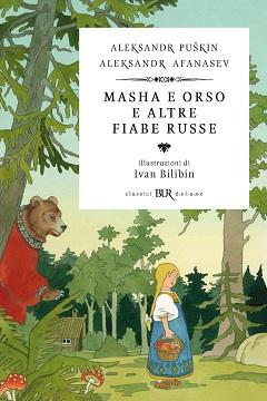 """Recensione Libro """"Masha e Orso e altre fiabe russe"""""""