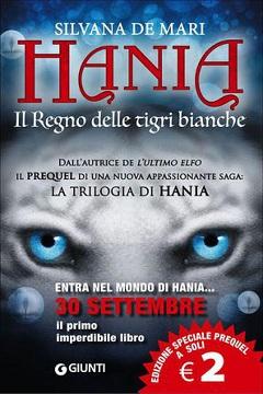 """Recensione Libro """"Hania Il regno delle tigri bianche"""""""