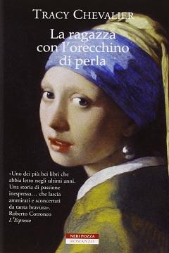 Recensione Libro La ragazza con l'orecchino di perle