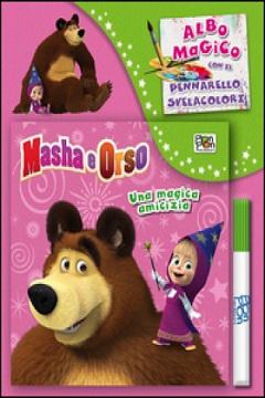 I libri di Masha e Orso da regalare ai bambini