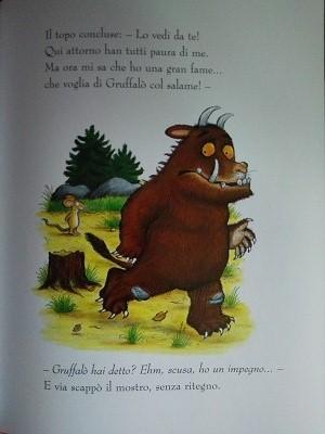 Il Gruffalò Primo libro