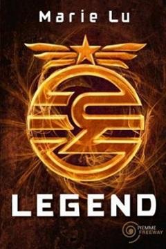 Recensione Libro Legend