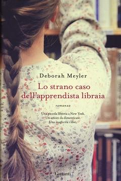Recensione Libro Lo strano caso dell'apprendista libraia