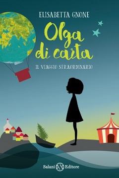 Recensione Libro Olga di carta Il viaggio straordinario