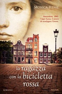 Anteprima libro: La ragazza con la bicicletta rossa