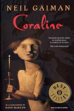 Recensione Libro Coraline