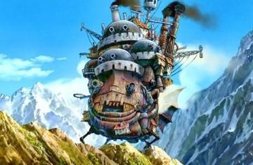 Il castello errante di Howl 2