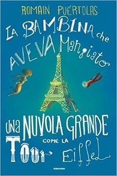 Recensione Libro La bambina che aveva mangiato una nuvola grande come la Tour Eiffel