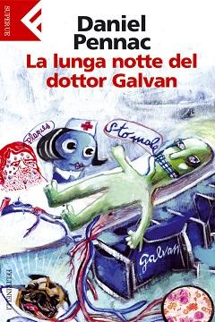 Recensione Libro La lunga notte del dottor Galvan