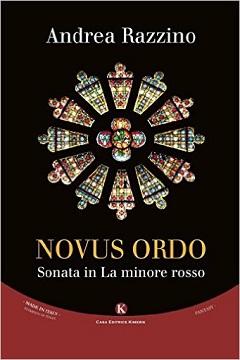 Recensione Libro Novus Ordo Sonata in La minore rosso