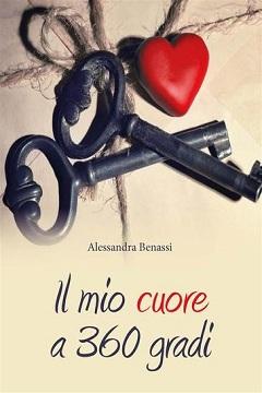 Recensione Libro.it intervista Alessandra Benassi autrice del libro Il mio cuore a 360 gradi