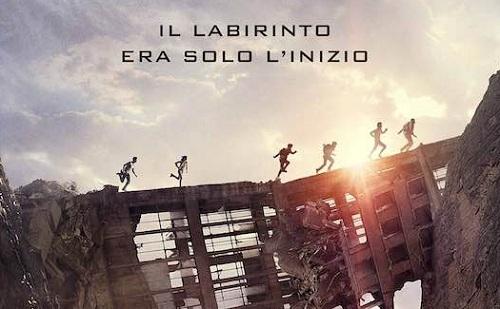 Maze Runner La fuga film 2