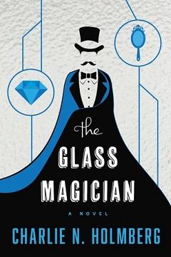 Recensione Libro Glass Magician