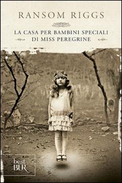 Recensione Libro La casa per bambini speciali di Miss Peregrine