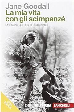 Recensione Libro La mia vita con gli scimpanzé