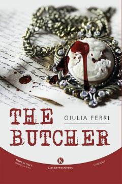 Recensione Libro.it intervista Giulia Ferri autrice del libro The butcher