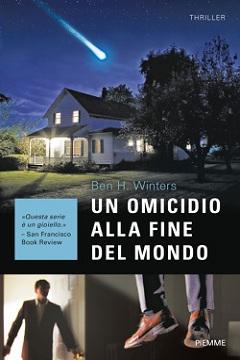 Anteprima Libro Un omicidio alla fine del mondo