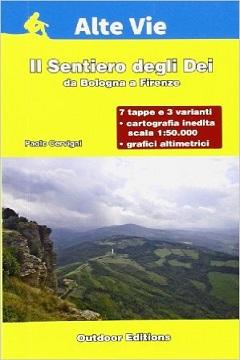 Recensione Guida Il Sentiero degli Dei da Bologna a Firenze