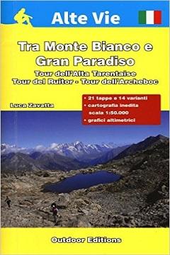 Recensione Guida Tra Monte Bianco e Gran Paradiso