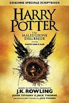 Anteprima libro: in uscita il 24 settembre 2016 Harry Potter e la maledizione dell'erede