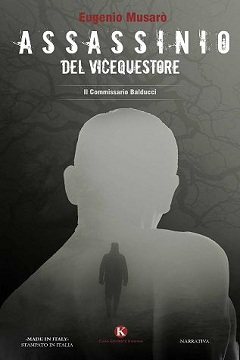 Recensione Libro.it intervista Eugenio Musarò autore del libro Assassinio del vicequestore