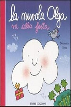 Recensione Libro La nuvola Olga va alla festa