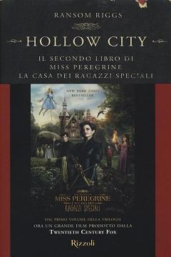 Recensione Libro Hollow City Il secondo libro di Miss Peregrine