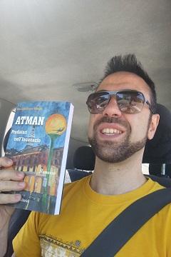 Recensione Libro.it intervista Massimiliano Irenze autore del libro Atman Predatori nell'inconscio