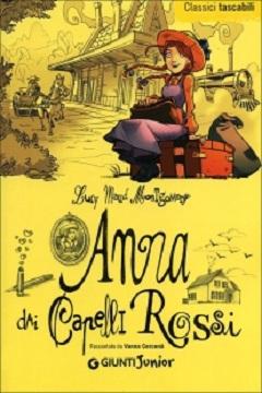 Recensione Libro Anna dai capelli rossi