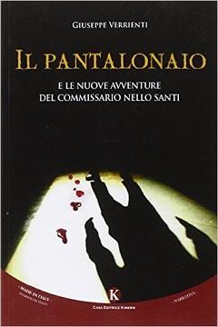 Recensione Libro Il Pantalonaio e le nuove avventure del commissario Nello Santi