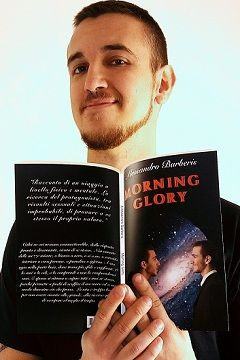 Recensione Libro.it intervista Alessandro Barberis autore del libro Morning glory