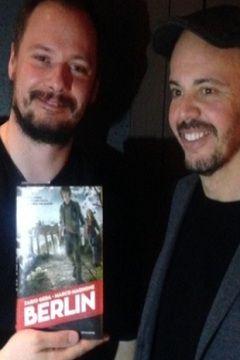 Recensione Libro.it intervista Fabio Geda e Marco Magnone autori di Berlin