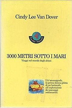 Recensione Libro 3000 metri sotto i mari