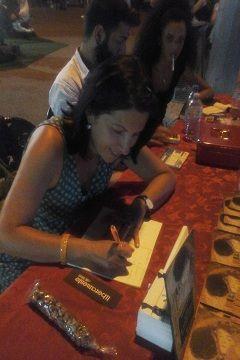 Recensione Libro.it intervista Alessandra Maltoni autrice del libro Il lido del mosaico & ballo