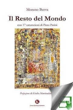 Recensione Libro Il Resto del Mondo con 17 saturazioni di Pano Parini