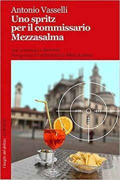 Recensione Libro Uno spritz per il commissario Mezzasalma