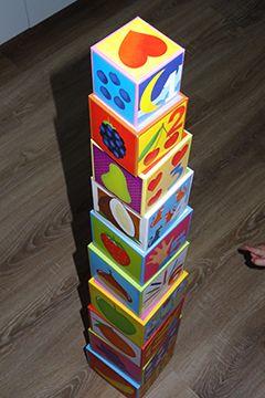 Eco-cubotti Il mio primo alfabeto 3