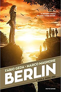 Recensione libro Berlin. Lisola degli Dei