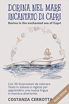 Dorina nel mare incantato di Capri di Costanza Cerrotta: recensione libro