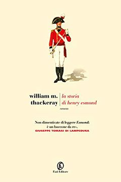 La storia di Henry Esmond di William Tackeray: recensione libro