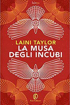 La musa degli incubi di Laini Taylor: recensione libro
