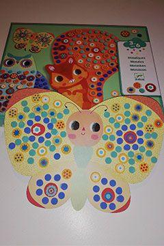 Mosaico animali djeco