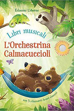 L'orchestrina Calmacuccioli: recensione libro bambini