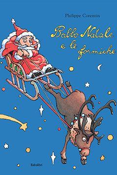 Babalibri Babbo Natale e le formiche