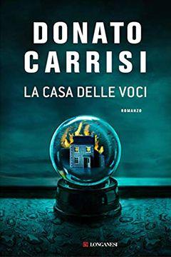 La casa delle voci di Donato Carrisi: recensione libro