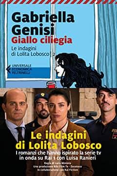 Giallo Ciliegia - Lolita Lobosco - Gabriella Genisi
